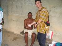 Wir behandeln einen Mann mit Parkinsonscher Krankheit