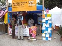 Das Münchner Nord-Süd-Forum bietet uns die Chance, unsere medizinische Arbeit in Liberia auf dem Tollwood darzustellen