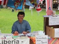 Afrika-Festival auf Schloss Blumenthal bei Aichach Sommer 2012