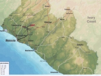 Die Clinicen tief im liberianischen Busch (4)