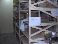 Das Bong-Mine-Hospital wird kaum noch mit Verbandsmaterial beliefert