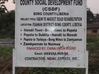 Das sind die Vorhaben der Chinesen um Bong Mine herum