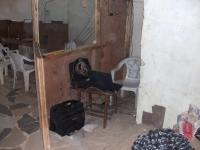 Internet-Cafes zur Kommunikation mit Deutschland haben in Liberia extreme Bedingungen!