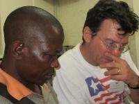 Robert, der frühere Outpost-Supervisor und Thomas, der Vorstand; auch privat gute Freunde