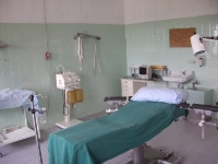 Voll ausgestatteter OP und nirgendwo ein Arzt
