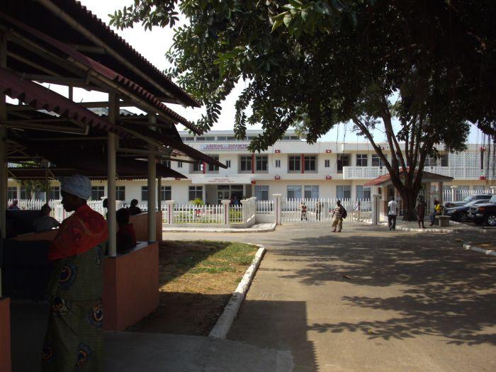 Die Geburtshilfe-Abteilung des JFk-Hospitals