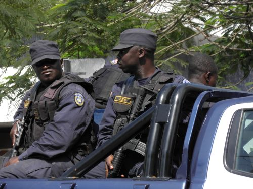 Die LNP, Liberian National Police
