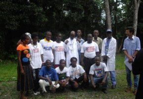 Qualitaet zeigt sich - an wohlueberlegter Hilfe, die darauf anlegt, dass die Einheimischen sich baldigst selbst helfen-Mai 2014